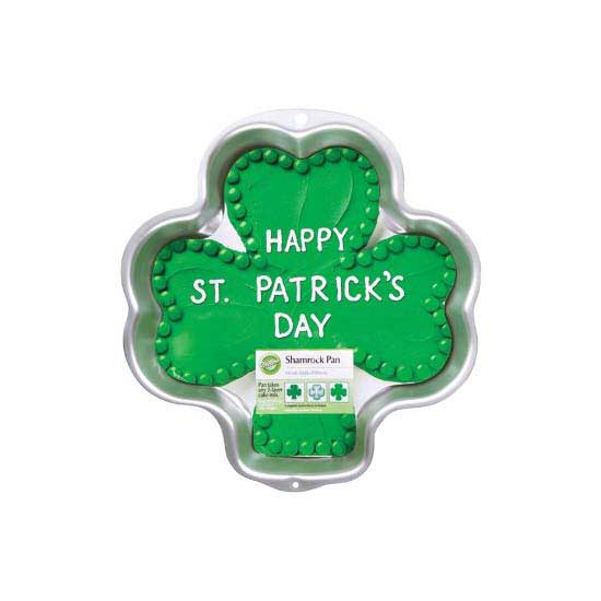 Green Good Luck Charms: Our St. Patrick's Day Party Picks