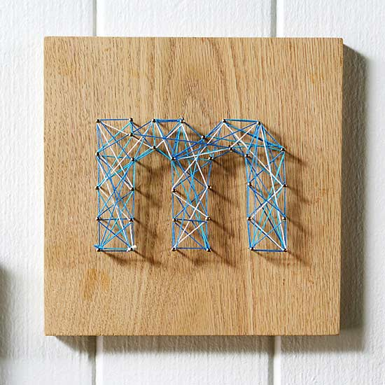 Easy String Art