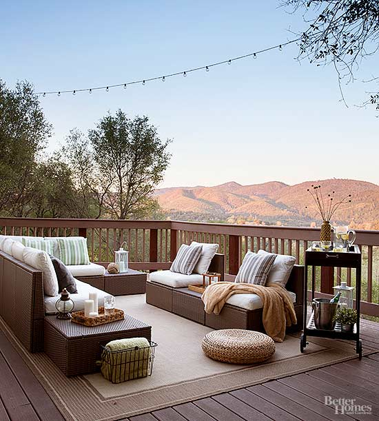 Protect Your Deck from the Weather