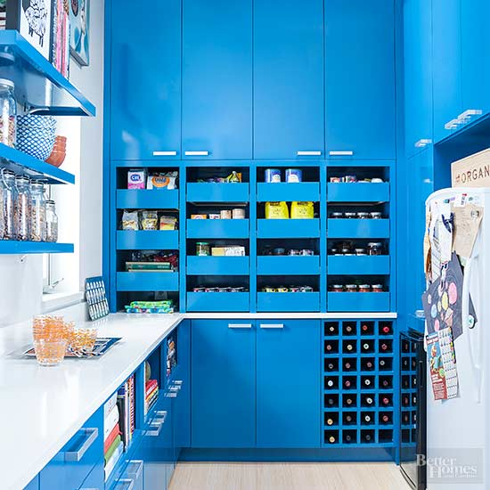 choosing kitchen paint colors - better homes and gardens - bhg