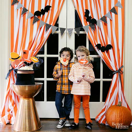 creative ideas for halloween party themes - Kids Halloween Party Decorations