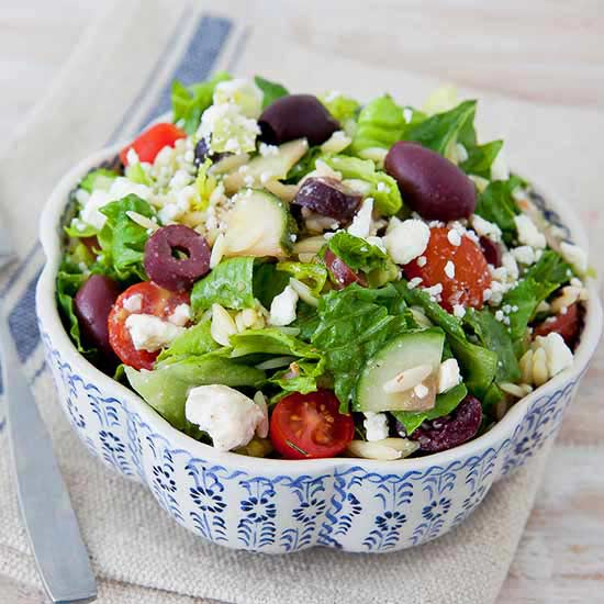 Make Ahead Restaurant Style Salads