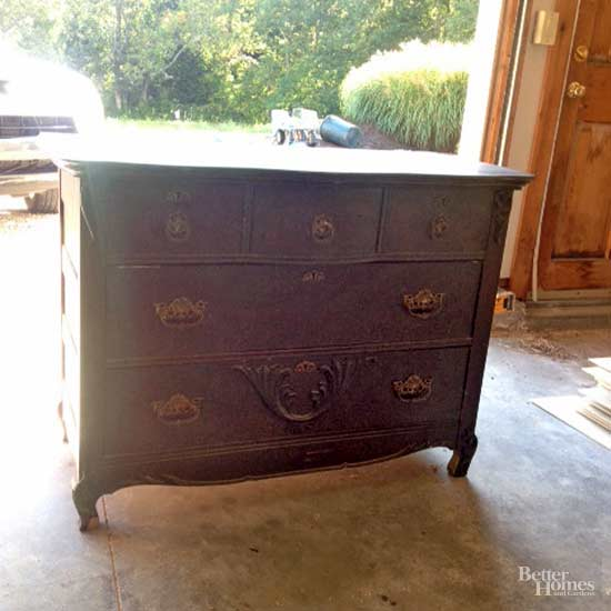 ... And Tarnished Hardware Made This Dresser Look Like A Lost Cause. A Keen  Eye For Second Chances Gave This Dresser New Life. Turning The Furniture  Into A ...