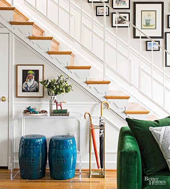 Color and wood tone choose colors that go together Best paint to use on walls