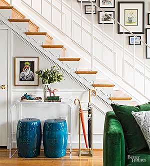 Color And Wood Tone: Choose Colors That Go Together