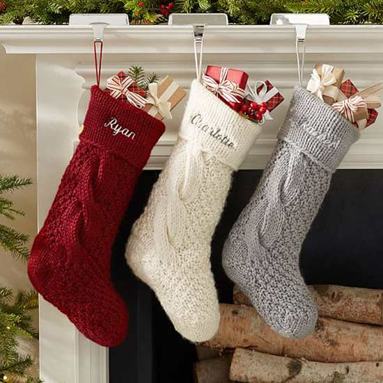 10 Christmas Stockings To Hang By The Chimney With Care
