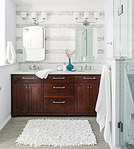 White Vinegar Makes Quick Work Of Cleaning Bathroom Surfaces. Try Our Top  Uses For White Vinegar In The Bathroom, Including Cleaning Tile Surfaces. Part 54