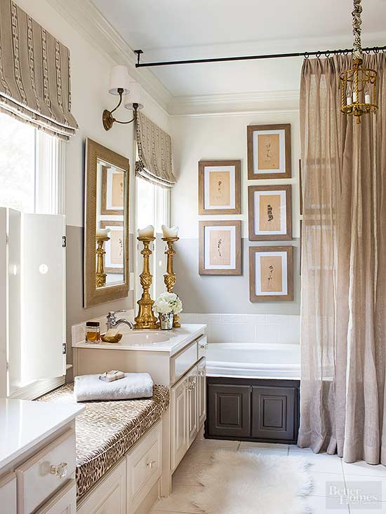 Beige Bathroom Ideas