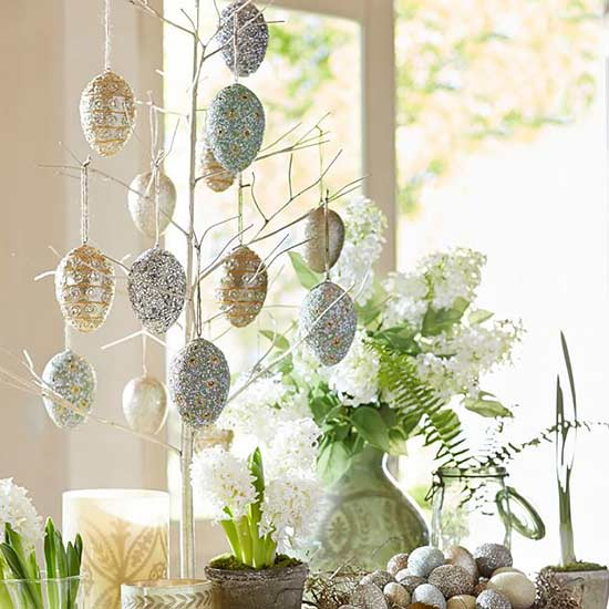 Not into Pastels? Easter Accents That Fit Your Style