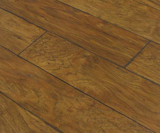 over the years laminate flooring has really upped its game to include beautiful textures and patterns styles like this rustic barnwood look give us major