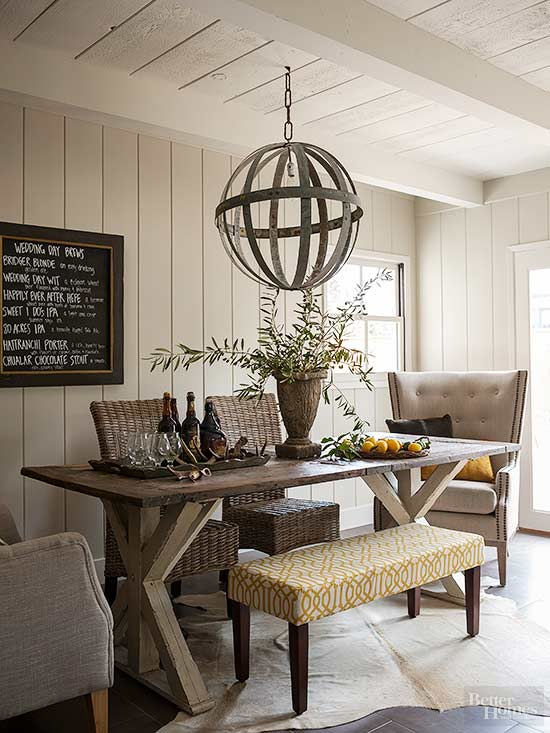 Rustic Lighting We Love