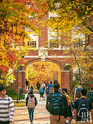 Pack Your Bags: 3 Great College Getaways