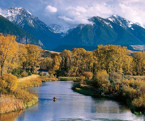 9 Beautiful Discoveries You'll Make in Montana's Big Sky Country