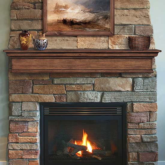 Instant Upgrade: Fireplace Mantels to Heat Up Your Home Design