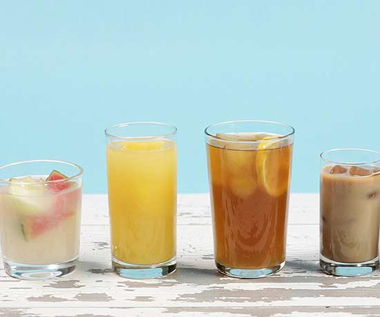 Ice Cube Ideas for Summer Drink Recipes