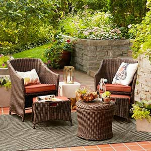 Patio Furniture That Won't Break the Bank