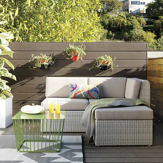 12 Ways to Deck Out Your Deck