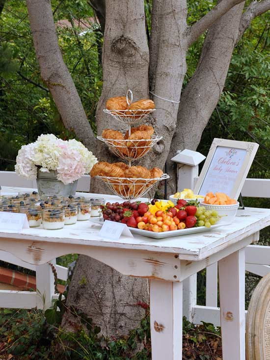 7 Baby Shower Menus That Pamper the Mom-to-Be