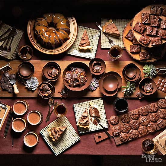 Host a Chocolate Tasting