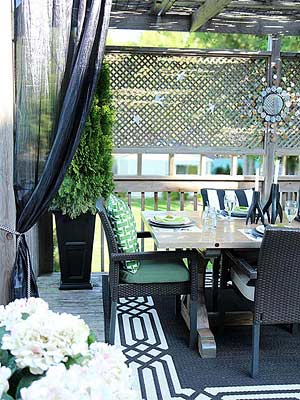 Designing a patio to compliment your home