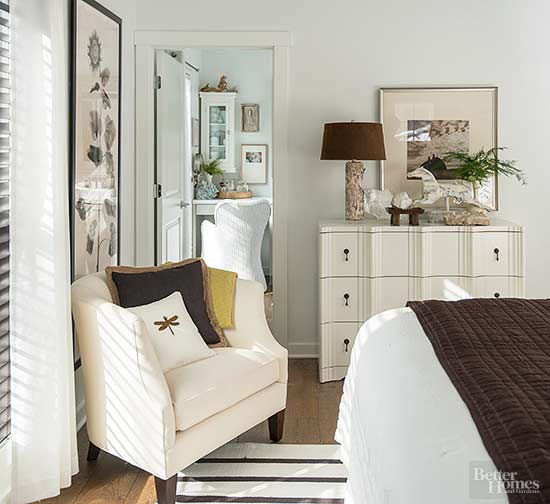 Small Master Bedroom Design: Small Master Bedroom Ideas