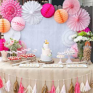 Dessert Displays that Make the Party