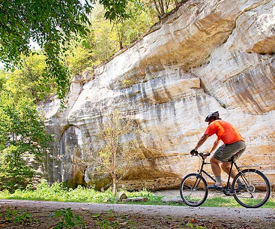 5 Great Places to Stop on Missouri's Katy Trail