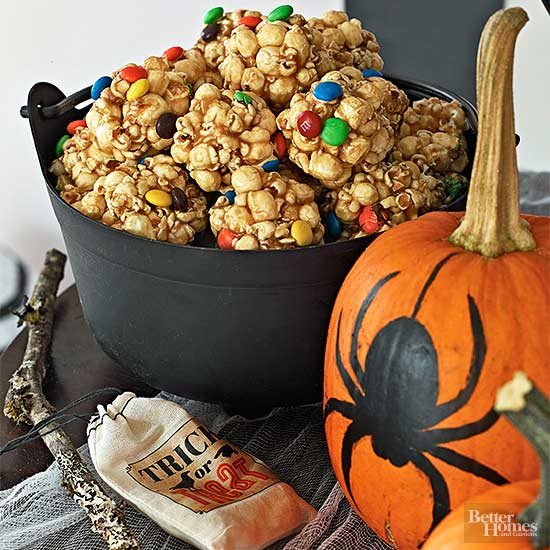 easy halloween treats kids can make - Halloween Kid Foods To Make