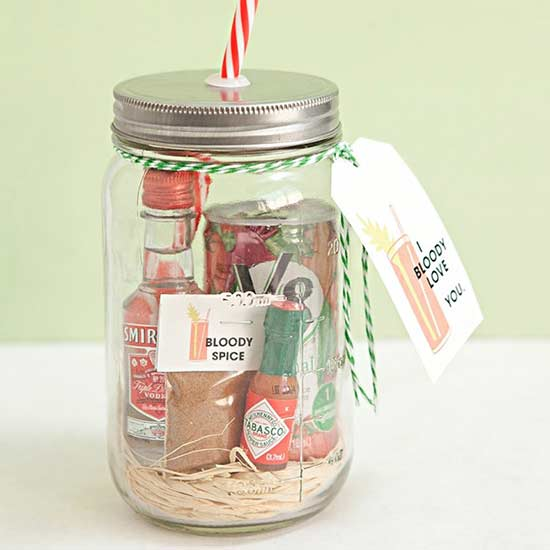 Gifts In A Jar Diy Projects Craft Ideas How To S For: Mason Jar Gifts They'll Actually Love