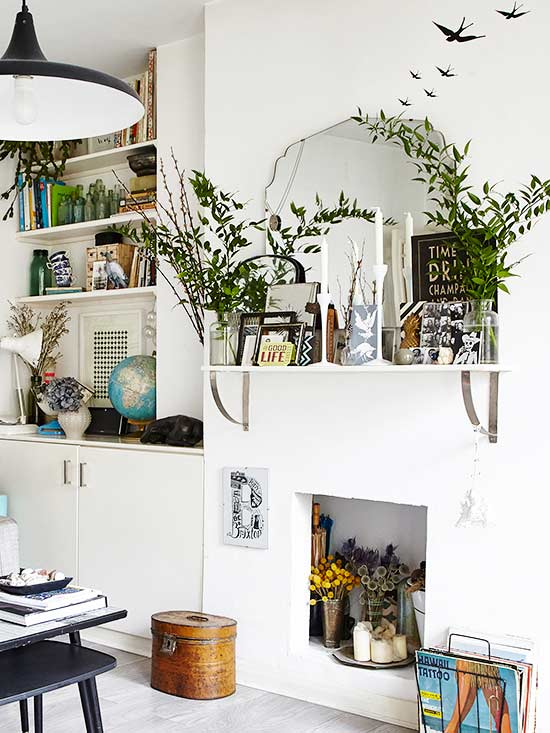 7 Brilliant Ways to Use Shelf Brackets