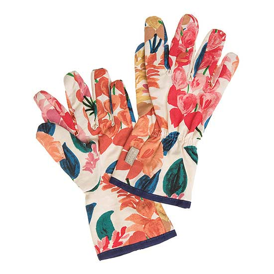 created from durable cotton canvas these gloves provide the utmost efficiency and look good doing it