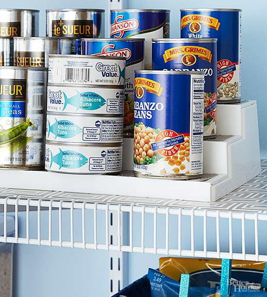 Pantry Storage: Do This, Not That