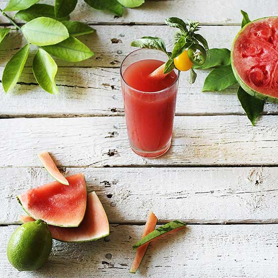 8 Watermelon Cocktails to Welcome Summer