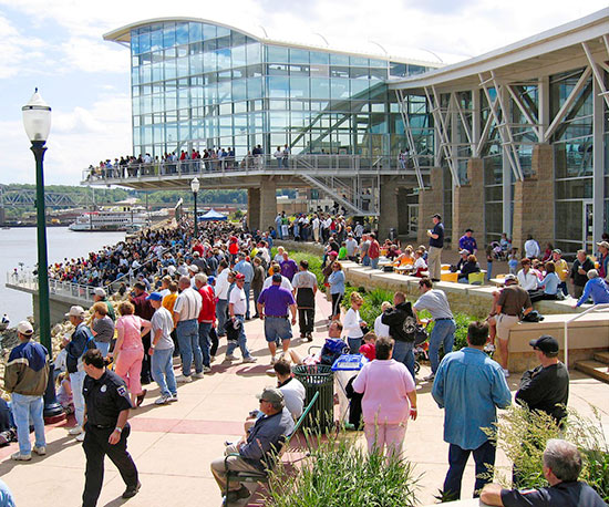 Things to Do in Dubuque, Iowa