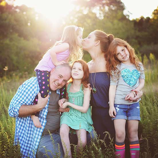 6 Tips for Nailing Your Next Family Photo