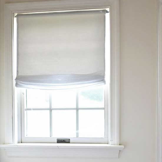 nosew relaxed roman shades