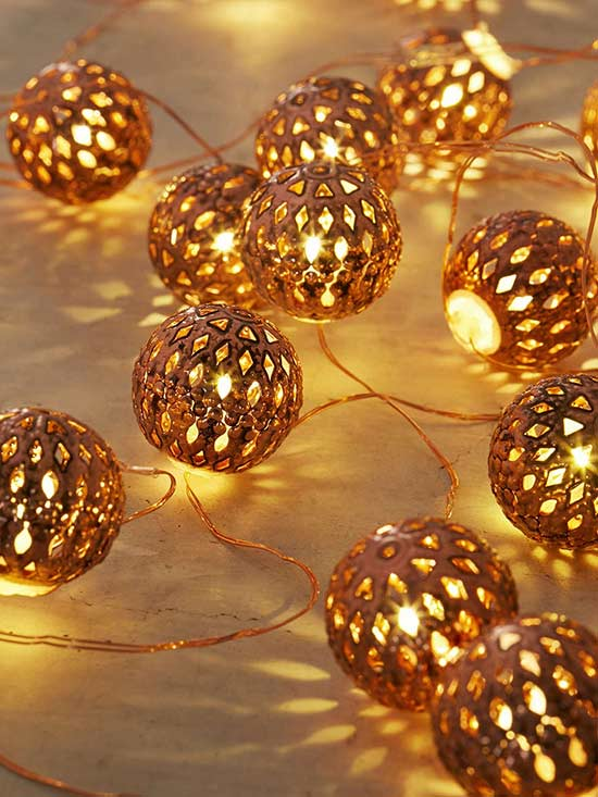 String Lights to Brighten Up Your Summer Nights