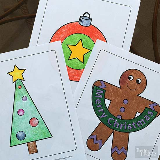 iraq christmas celebration coloring pages - photo#3