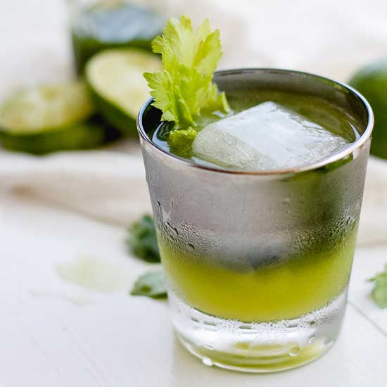 8 Fresh Veggie Cocktail Recipes for Drinking Your Greens