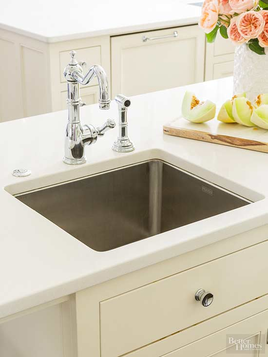 Kitchen Sink Basics