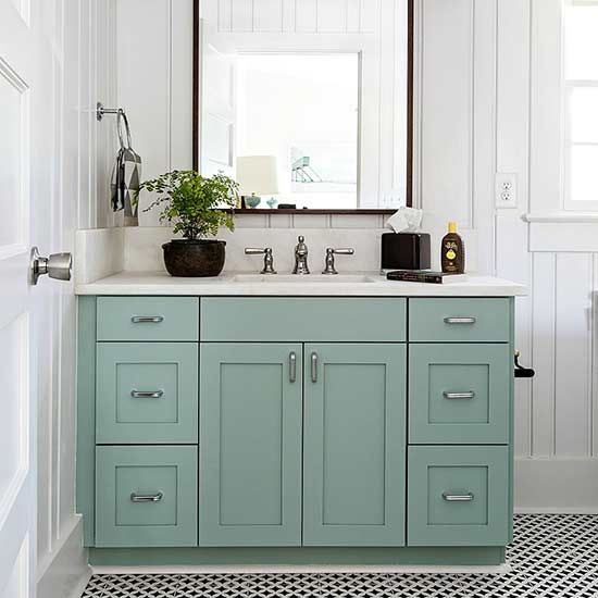 Green Kitchen Colour Ideas Home Trends: Cabinet Paint Color Trends To Try Today And Love Forever