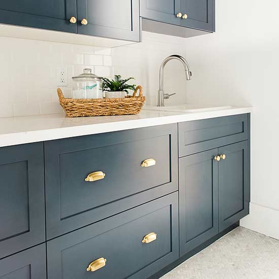 Black Kitchen Cabinets Paint Color: Cabinet Paint Color Trends To Try Today And Love Forever