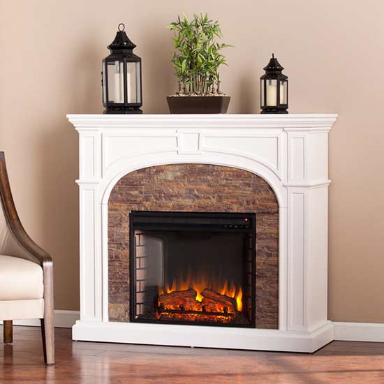 Faux Fireplace Ideas to Warm Up Your Space