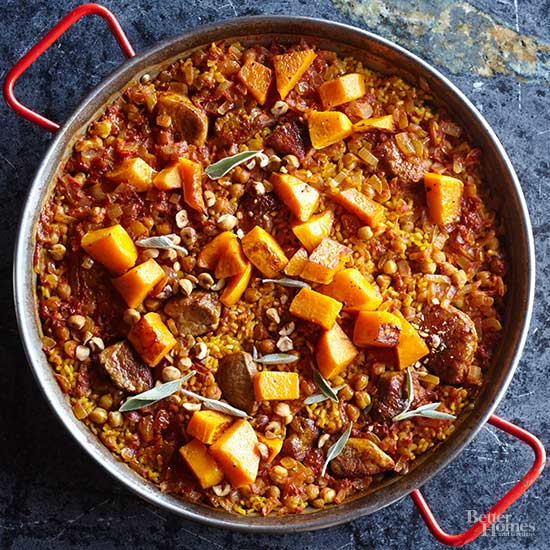 Not-Your-Usual Paella Recipes