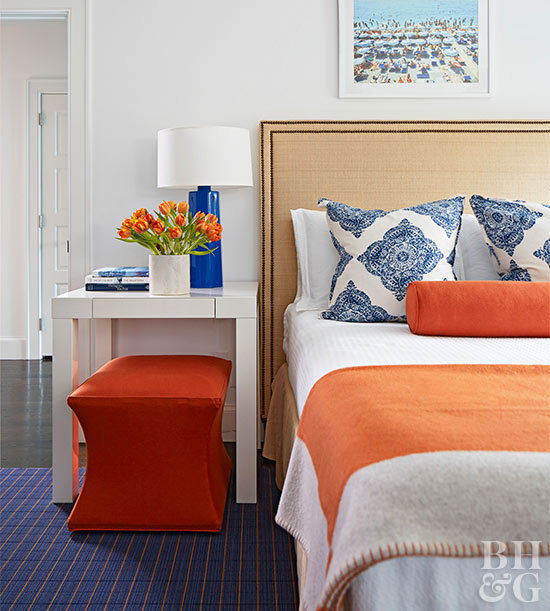 Complementary Colors Interior Design classic color schemes that never go out of style