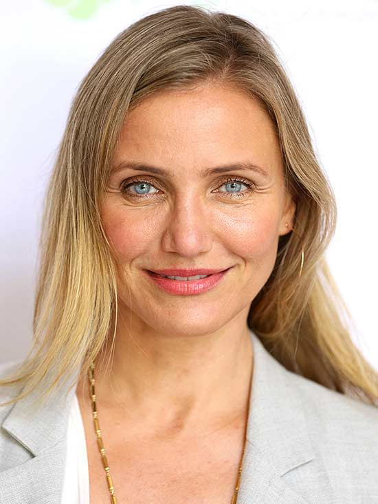 Cameron Diaz Shares Her Secrets to Aging Gracefully