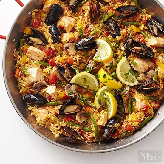 Make-It-Mine Paella-Style Rice