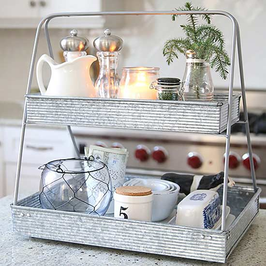 Organize Kitchen Counters: The Kitchen Organizer You NEED To Be Using