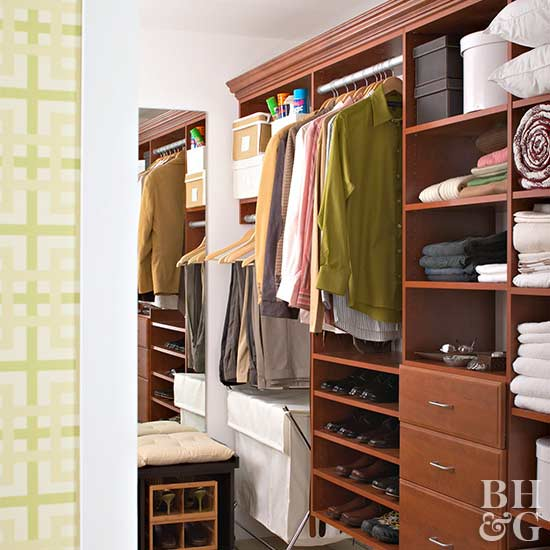 Where There Are Clean Clothes, Dirty Ones Are Usually Nearbyu2014and Likely In  A Jumble On The Floor. Make Walk In Closet Organization And Laundry Day  Easier By ...