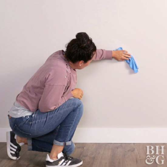How To Paint A Wall Top Tips